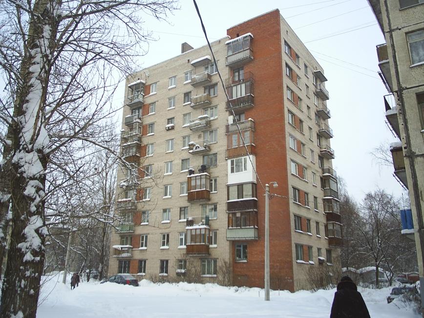 Дома в санкт-петербурге - серии домов, часть 1.