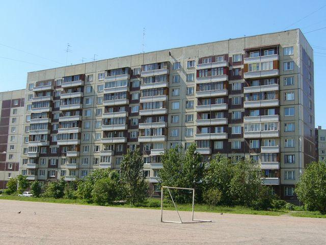 Дома в санкт-петербурге - серии домов, часть 2.