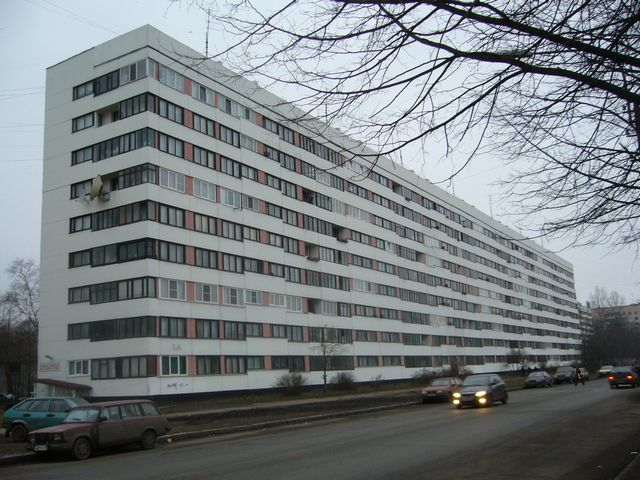 Дизайн 3-х комнатной квартиры 121 серии - Портфолио