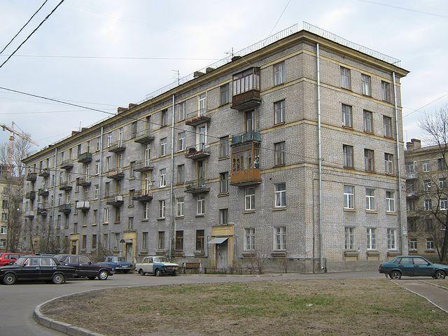 фото 5 этажного дома